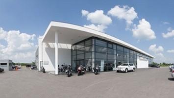 Виртуальный тур Бавария Моторс