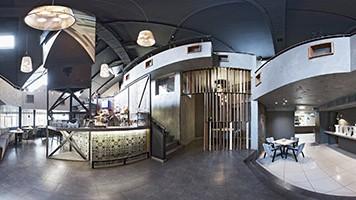 3D тур Farsch Grill Diner