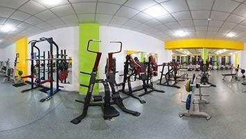 Панорама Спортивный клуб 'Авокадо'