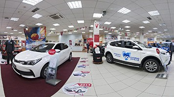 Тойота Центр Харьков